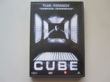 CUBE - DVD