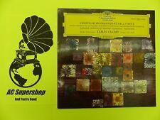 """Chopin Klavierkonzert nr 2 f - moll Tamas Vasary - LP Record Vinyl Album 12"""""""