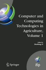 Computer and Computing Technologies in Agriculture, Volume I : First IFIP TC...