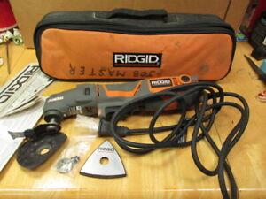 RIDGID R2850 SERIES B 120V CORDED JOB MAX MULTI PURPOSE TOOL POWER HANDLE