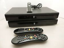 Lot of 2 TiVo Series Digital Video Tv Recorders 500Gb Tcd746500 w/ Ag0100 WiFi