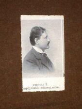 Deputato nel 1909 Pompilj Guido di Perugia e Meda Filippo di Rho