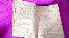 Rarissima Llibreta Catalan de Comptes 1488-1555