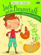 Jack and the Beanstalk Fairy Tale Theatre, Press out and Play  Book, New