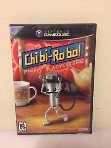 Chibi-Robo! GameCube (Complete)