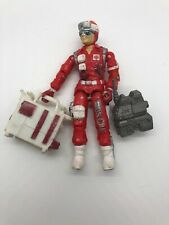 "1986 GI Joe Lifeline, Rescue Trooper, 3 3/4"" Figurine"