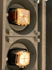 🔥 SUPER RARE TAG HEUER SWISS KUBIK DOUBLE WATCH WINDER - LIMITED EDITION ⚠️