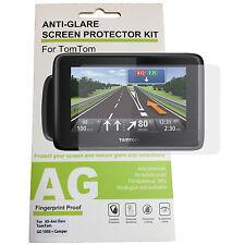 Antiriflesso Screen Protector Kit per TomTom Go Live 1005, Camper & Caravan