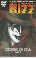 Kiss #1 (2012) 1st Print - Cover RI-A  - VF+/NM