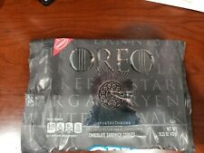 Nabisco Oreo Limited Edition GAME OF THRONES Cookie Package