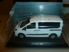 FIAT SCUDO 2007 - DIE CAST SCALA 1:43 - FIAT STORY COLLECTION HACHETTE sigillato