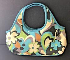 The Sak Original Purse Handbag Flower Power Colorful Floral
