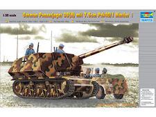 Trumpeter 1/35 German Panzerjaeger 39(H) #00354 #354
