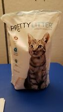 Pretty Litter Ultra Premium Kitty Cat Litter 6 Pound Bag New Unopened