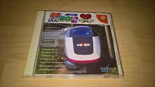 Densha de Go 2 - Sega Dreamcast - OVP - Spine - Top Zustand - Sammlerstück