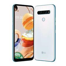 LG K61 128GB+4GB RAM 6.53'' 48MP/16MP SMARTPHONE TELÉFONO MÓVIL LIBRE BLANCO 4G