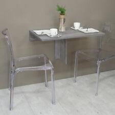 Klapptisch Esszimmertisch Tisch Wandtisch Beton Klappbar 80 X 50 (8) Cm