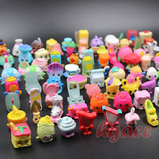 Random Lot of 100PCS Shopkins of Season 1 2 3 4 5 6 7 8 Loose toys kids gift