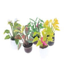Mobilier pour maison de poupées miniature Jardin | Achetez sur eBay