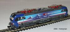 """Hobbytrain 2999-  E-Lok- BR193- Vectron- SBB- Cargo """"Night Piercer""""- Ep.VI neu"""