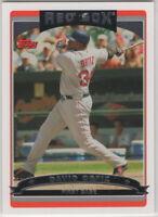 2006 Topps Baseball Boston Red Sox Team Set