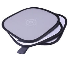 """Neewer Collapsible Hand Hold Tri-Fold Reflector Disc 12"""" with Carry Bag"""