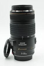 Canon EF 70-300mm f4-5.6 IS USM Lens 70-300/4-5.6                           #370