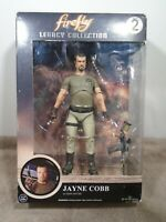 2015 FUNKO FIREFLY LEGACY COLLECTION JAYNE COBB ACTION FIGURE