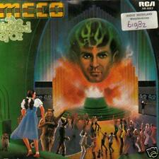 "JUKEBOX single 45 MECO THE WIZARD OF OZ  7 "" DISC-COUNT"