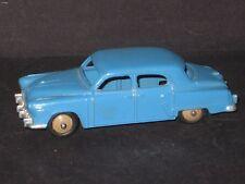 Diecast  Dinky: Studebaker Land Cruiser, #172, Blue, Brown hubs  Near Mint sc