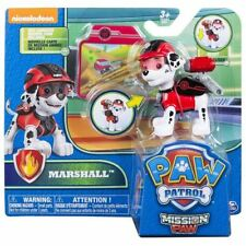 Paw Patrol Mission Marshall Pup Pack and mission Card