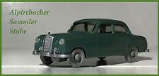 A.s.s Wiking Mercedes MB 220 gris verde 1959 GK 140/5b CS 374/1a 1.w Top