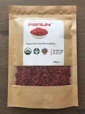 FORUN Organic Dry Goji Berries 1KG (250G*4bags)-Super Value