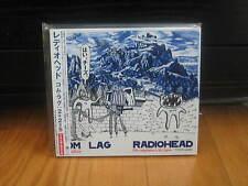 RADIOHEAD COM LAG RARE OOP JAPAN CD