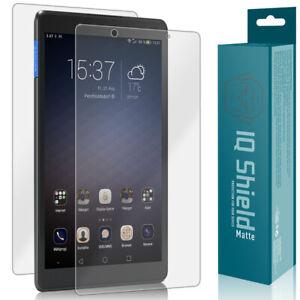 """IQ Shield Matte Anti-Glare Full Body & Screen Protector for Lenovo Tab E8 (8"""")"""