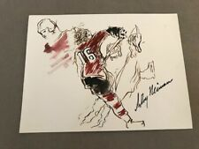 LeRoy Neiman - Original/Signed - Hockey Players (in Color) - Make Offer !