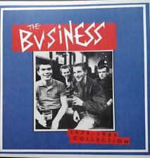 The Business–1979-1989 Collection LP vinyl  Restless EmpirePunk Oi Mint