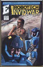 Robotech Invid War 1992 series # 7 near mint comic book