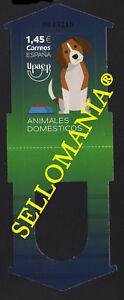 2018 AMERICA UPAEP DOGS PERROS ANIMALES DOMESTICOS ANIMALS  5263 ** MNH  TC22038