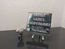 Family Games Compendium 20 Games Playstation 1 PS1 PAL 1999