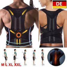 M~XXL Rückenbandage Rückenhalter Haltungskorrektur Geradehalter Stabilisator【DE】