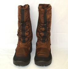 PAJAR GRIP WINTER/SNOW BOOT BROWN WOMENS SIZE 40 MADE IN ITALY