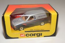 ^ CORGI TOYS 503 FORD ESCORT 55 VAN BRITISH AIRWAYS MINT BOXED
