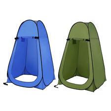 Tente de Douche Camping Toilette Cabinet de Changement Abri Tente de Vestiaire