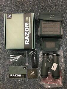 Vortex Razor UHD 10 x 42 Binoculars RZB-3102 Made in Japan - Brand New in Box