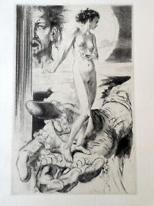CURIOSA EXEMPLAIRE JAPON + 2 SUITES Salomé par WILDE illustré LOBEL RICHE  36