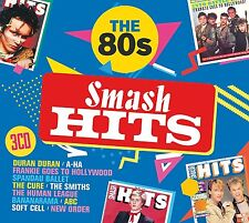 Rhino The 80s Smash Hits 3 CDs 2017 M Fact