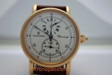 Chronoswiss Chronograph Chronoscope Regulateur 18K Rose Gold CH1521R