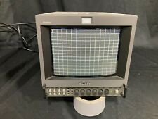 SONY PVM-8042Q TRINITRON COLOR BROADCAST VIDEO MONITOR