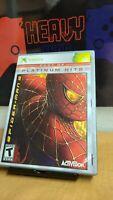 Spider-Man 2 (Microsoft Xbox, 2004) Spiderman 2 Platinum Hits